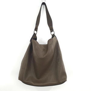 Lulu Dharma Vegan Leather Shoulder Bag